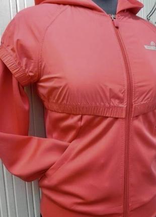 Стильная спортивная кофта курточка с-м адидас