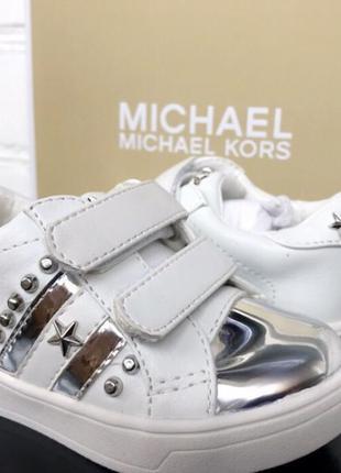 Новые оригинальные сникерсы michael kors star-t. размер 21