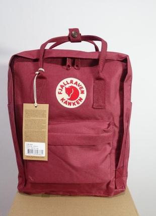 Модный рюкзак fjallraven kanken classic