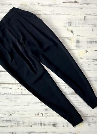 Классически брюки с высокой посадкой uniqlo