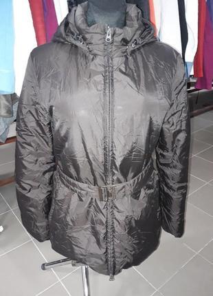 Пуховая куртка весна-осень beneton