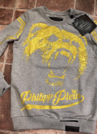 Свитшот свитер philipp plein