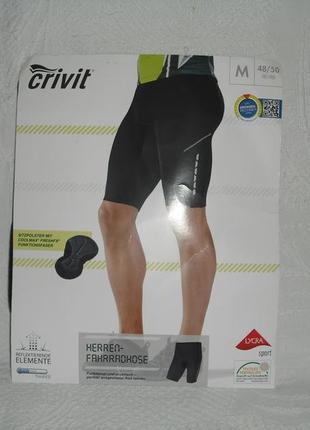 """Спортивные велошорты """"crivit"""" германия"""