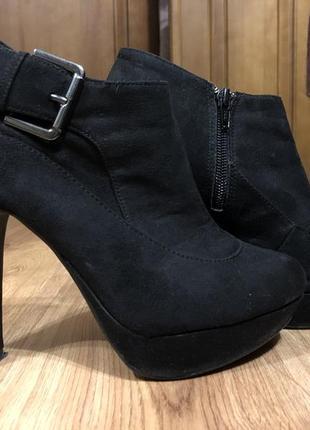 New look осенние туфли