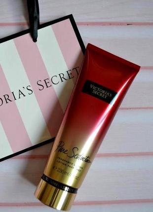 Парфюмированный крем/ласьон для тела victoria's secret pure seduction