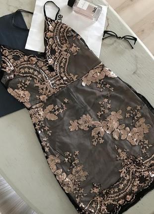 Нереально красиве новеньке плаття parisian