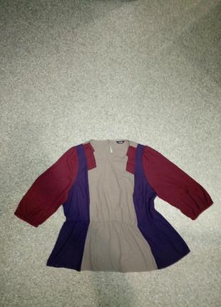 Красивая блуза в отличном состоянии
