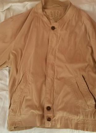 Куртка немецкого бренда bush sportswear.