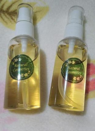 Гидрофильное масло для умывания. натуральная косметика. объем 50мл.