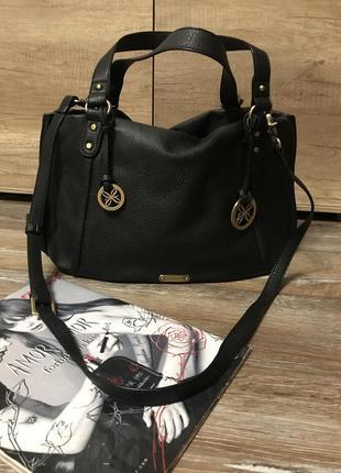 Роскошная сумка известного бренда fiorelli