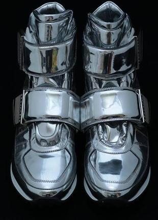 Хайтопы люксового итальянского бренда dsquared2 (оригинал)
