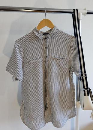 Полосатая рубашка new look