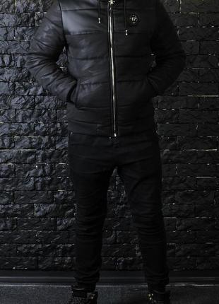 Мужская зимняя куртка philippplein