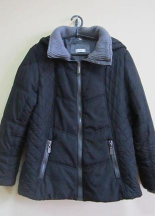 Женская куртка итальянского бренда venturini, 42