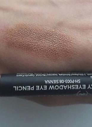 Карандаш для век  shany multi-use chunky pencils - sienna