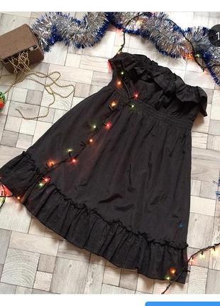 Напів шовкова сукня від jack wills.