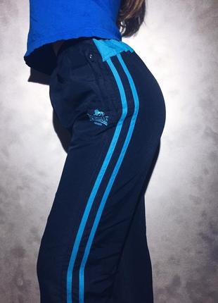 Спортивки от lonsdale на замке зауженные оригинал идеал штаны ellesse kappa adidas