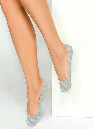 Носочки следки