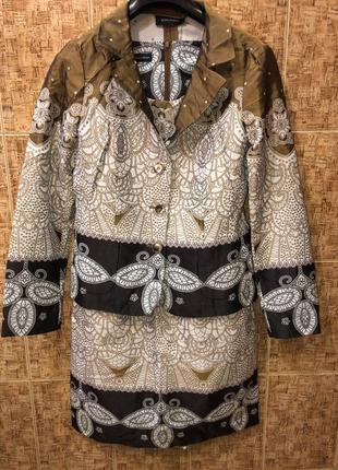 Шикарный костюм{пиджак+сарафан},р.м/л,новый италия🇮🇹