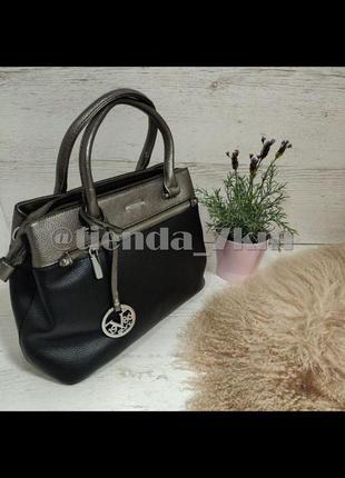 Офисная сумка от baliviya 7557 черная