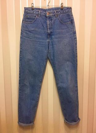 Крутые джинсы с высокой талией, mom jeans с завышенной талией, бойфренды, бойфренд
