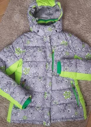 Горнолыжная куртка,38-40размер