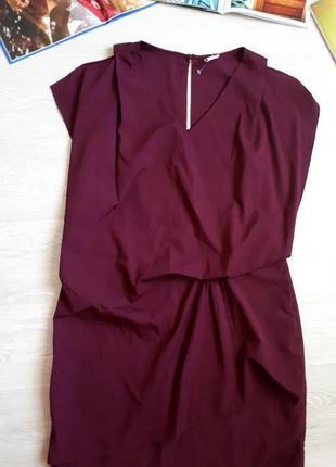 Стильное платье vila / 2я вещь в подарок