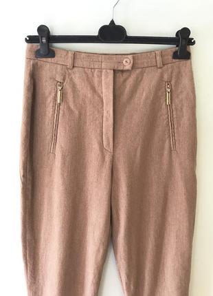Шерстяные брюки escada vintage оригинал!