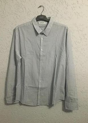 Рубашка в полосочку новая