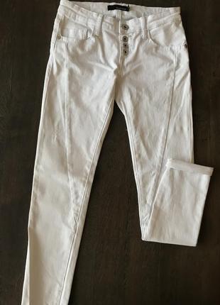 Штаны джинсы летние лёгкие