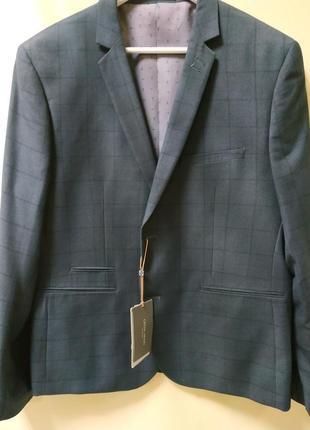 Мужской пиджак casual friday by blend (скандинавский бренд одежды для мужчин)