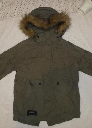 Куртка next (р.116 на 6років) курточка плащ ветровка