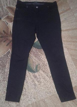 Стрейчевые штаны брюки