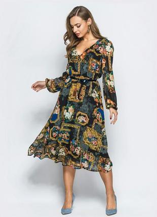 Шикарное платье.1