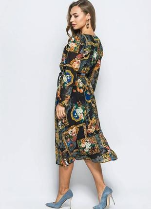 Шикарное платье.2
