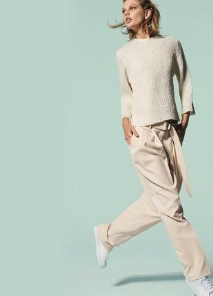 Кашемировые брюки со стрелками