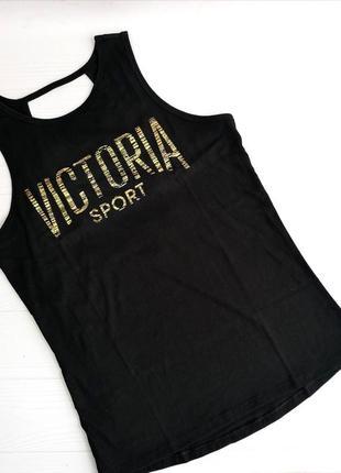 Спортивная майка victoria's secret, размер xs