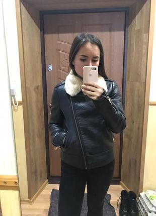 Кожаная куртка, кожанка, косуха