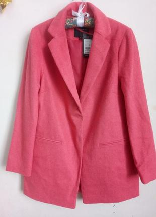 Пальто оверсайз new look1