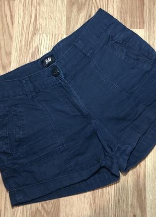 Шорты / летняя одежда/ шорты h&m