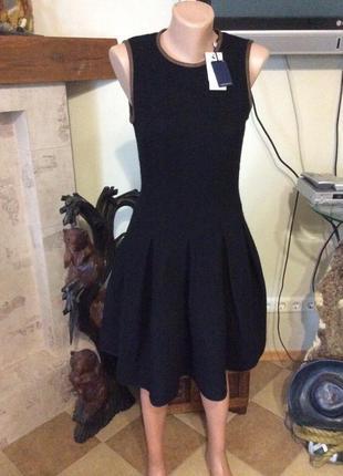 Теплое платье ralph lauren 8 амер новое с бирками