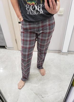 Котоновые брюки размер l германия