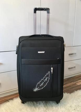 Большой чемодан. тканевый! gorangd