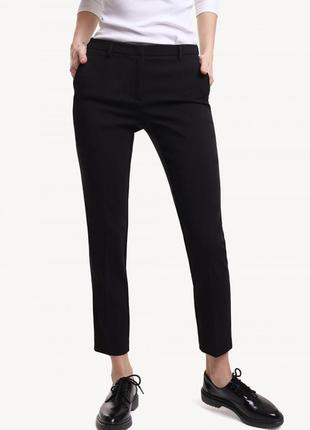 Плотные брюки чиносы сигареты от next tailoring р. s/m