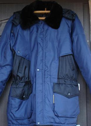 Куртка мужская на синтепоне (союзспецодежда).1 фото