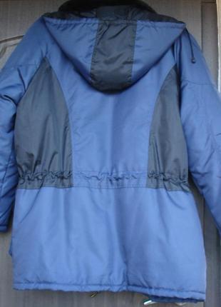 Куртка мужская на синтепоне (союзспецодежда).3 фото