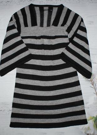 Тепленька шерстяна сукня розмір s blend