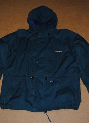 Berghaus винтажная куртка бергхауз