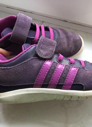 Кроссовки на девочку adidas 27 размер оригинал1