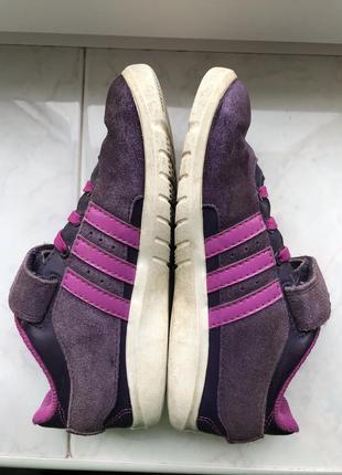 Кроссовки на девочку adidas 27 размер оригинал2